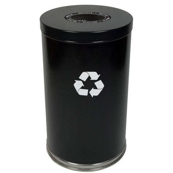 Trash Cans Combo Recycling Cans By Witt Kitchensource Com