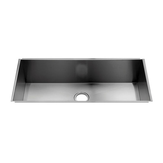 UrbanEdge Series Kitchen Sink