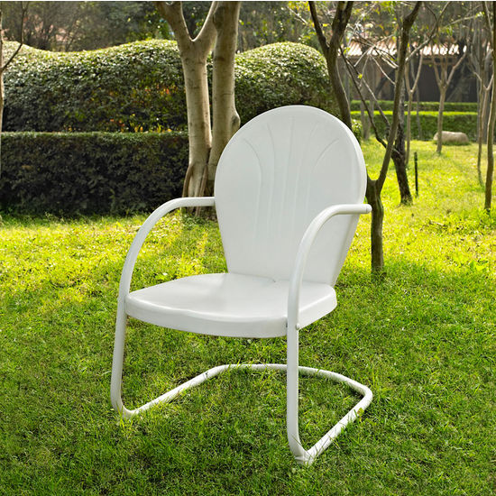 Free Shipping On Crosley Furniture Griffith Metal Chair