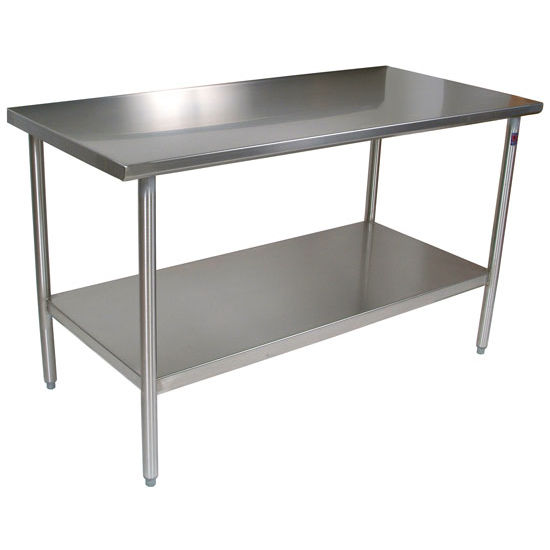 Cucina Tavalo Stainless Steel Work Table by John Boos