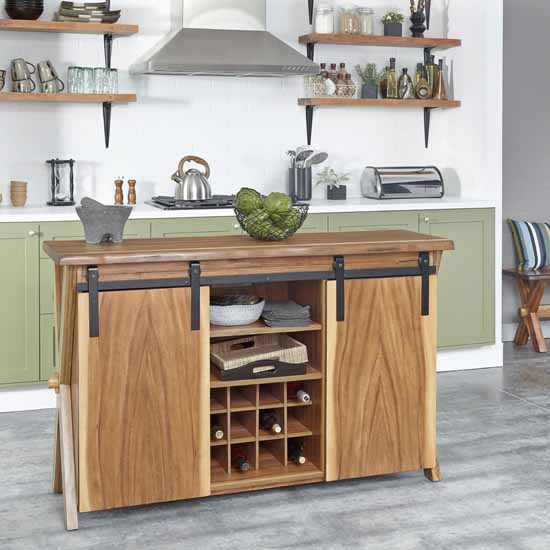 Kitchen Island - Lifestyle View 1
