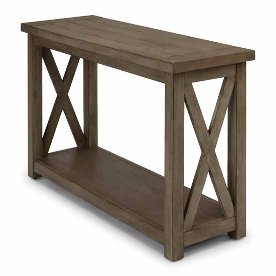 Console Table - Angle View