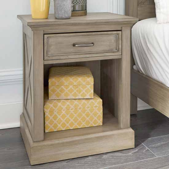 Night Stand - Lifestyle View - Lifestyle View