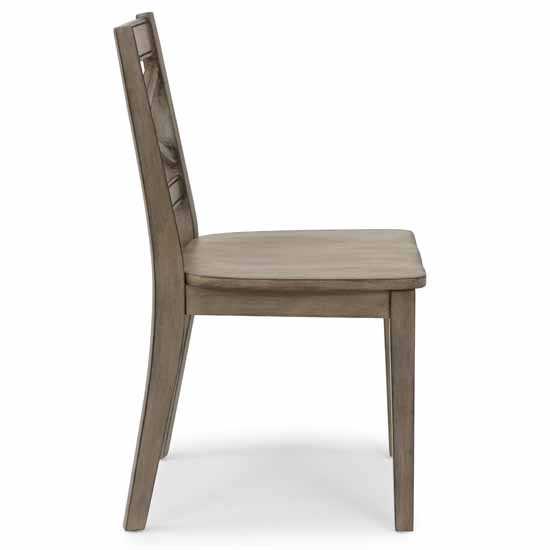 Dining Chairs - Side View