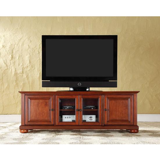 Crosley Furniture Alexandria 60 Low Profile Tv Stand In Black