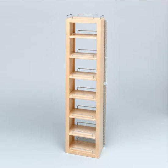 Single Tall Kitchen Cabinet rev-a-shelf swing-out tall kitchen cabinet chef's pantries