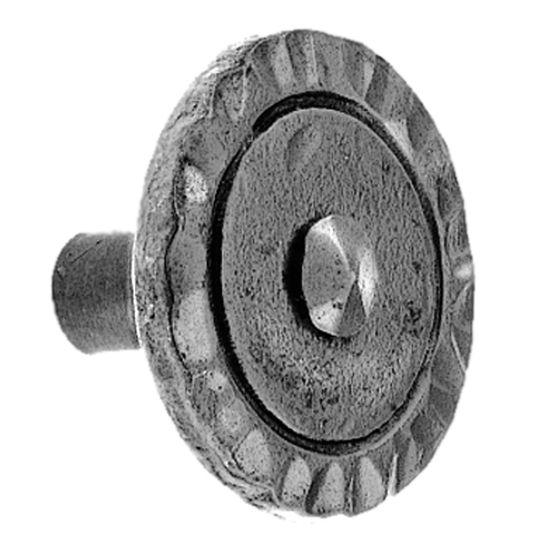 Acorn Manufacturing Iron Art Round Knob