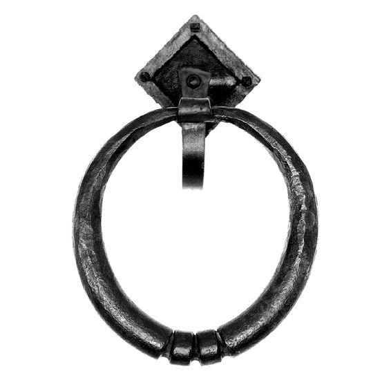 Acorn Iron Art Sienna Towel Ring
