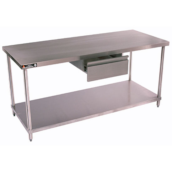 Aero Stainless Steel Work Table