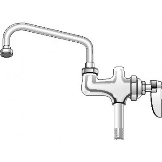 Pre Rinse Sink : Commercial Sink Accessories - Aero Pre-Rinse Add-On Faucet ...