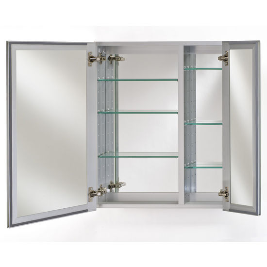 Medicine Cabinets Broadway Collection Frameless Double Door