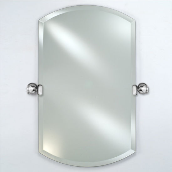 bathroom mirror brackets radiance collection 16 w to 24 w arch top 11008