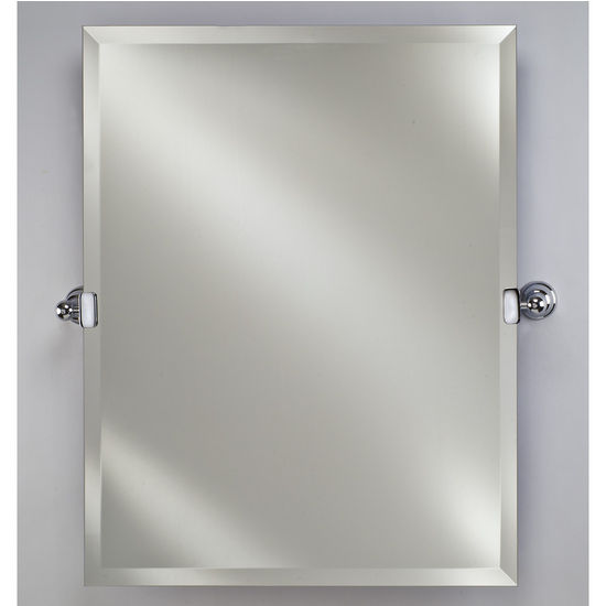 Afina Frameless Radiance Rectangular Mirror