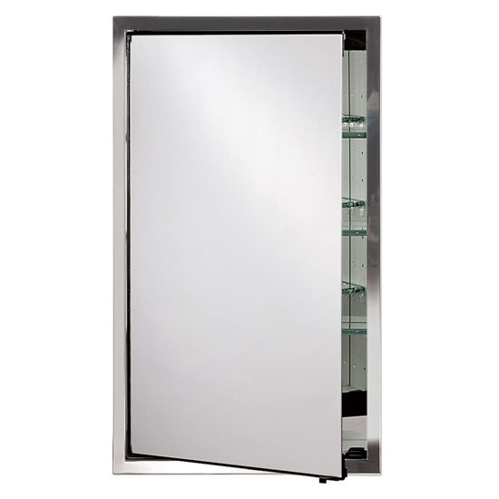 Steel Frame Kitchen Cabinets: Urban Steel Collection Small Or Large Medicine Cabinet In