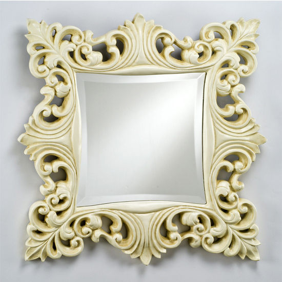 Afina Timeless Traditionals Square Wall Mirror
