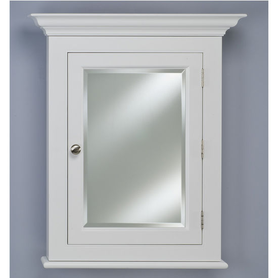 ii large traditional wood semi recessed bathroom medicine cabinet satin home depot canada with mirror white cabinets mir
