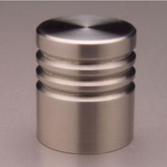 Cabinet Knobs - Arthur Harris Stainless Steel Knob AH-102, Brushed Stainless