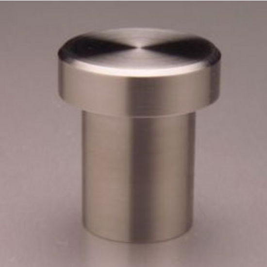 Cabinet Knobs - Arthur Harris Stainless Steel Knob AH-109, Brushed Stainless