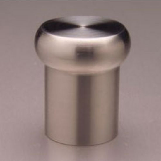 Cabinet Knobs - Arthur Harris Stainless Steel Knob AH-110, Brushed Stainless