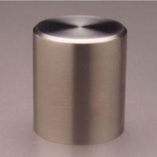 Cabinet Hardware Stainless Steel Solid Cylinder Knobs