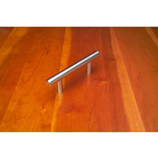 Cabinet Pulls - Stainless Steel Pulls by Arthur Harris - Single Bar Pull