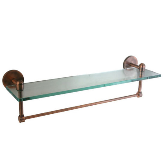 bathroom accessories tango glass shelves w towel bar. Black Bedroom Furniture Sets. Home Design Ideas