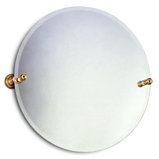 Bathroom Mirrors Dottingham Round Tilt Mirror From Allied Brass