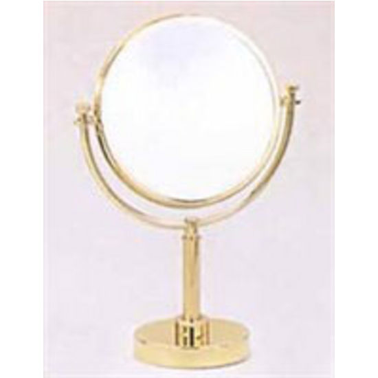 Allied Brass Simple Table Mirror