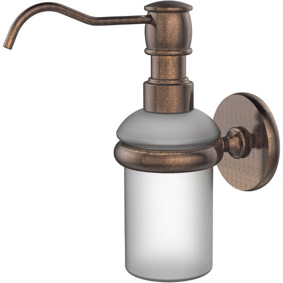 Bathroom Accessories Prestige Skyline Wall Mounted Soap Dispenser By Allied Brass