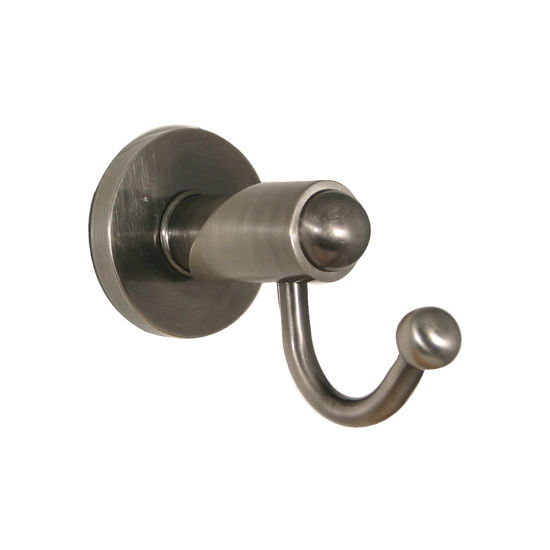 Allied Brass Soho Collection Utility Hook, Premium Finish, Satin Nickel