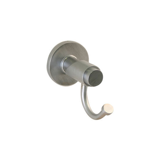 Allied Brass Tribeca Collection Utility Hook, Premium Finish, Satin Nickel