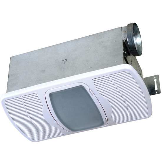 Bathroom Fans - Deluxe Combination Heater / Light / Exhaust Fan From Air King