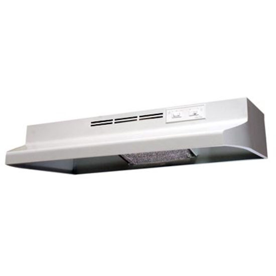 "Air King Advantage Economy 21"" and 24"" Ductless Range Hoods"