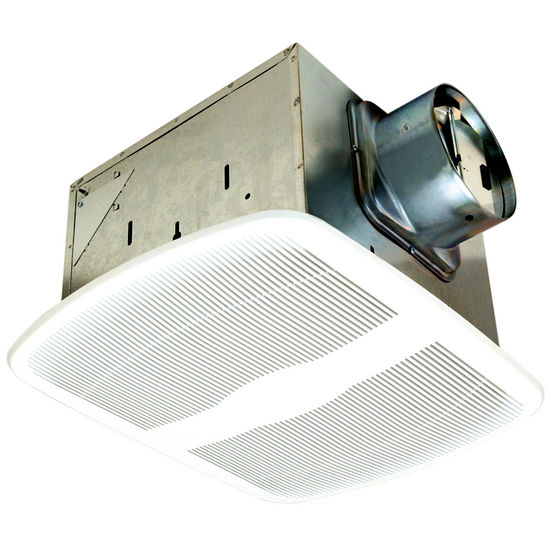 Bathroom Fans Deluxe Ultra Quiet Series Exhaust Fan 150 280 Cfm By Air King Kitchensource