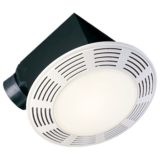 Bathroom Fans Deluxe Bathroom Exhaust Fans With Light And Nightlight By Air King