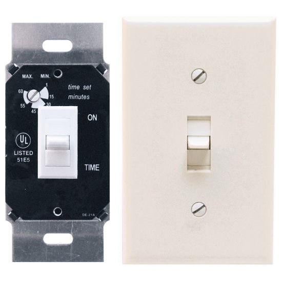 60 Minute Delay Timer Switch By Air King Kitchensource Com