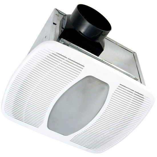Bathroom Exhaust Fan With Led Light air king bathroom exhaust fan with led lights | kitchensource