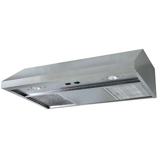 Airking Deluxe Quiet Advantage Series Under Cabinet Mount Range Hoods, 300 CFM