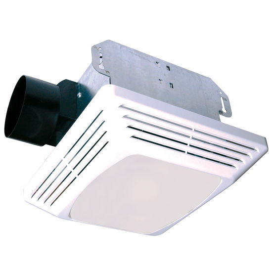 Bathroom Exhaust Fans Combination Exhaust Fan And Light With 50 120 CFM Blo