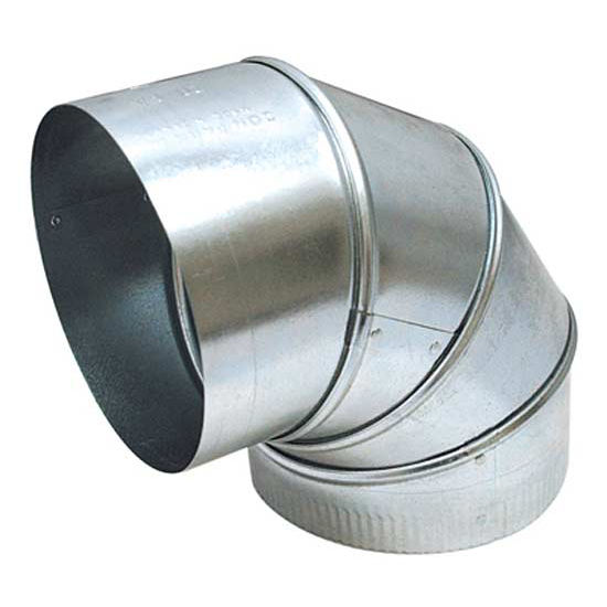Air King Ducting Accessories 90 Degree Elbow For Exhaust