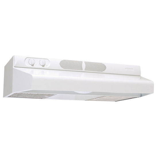 Air King Quiet Under Cabinet Mount Range Hood
