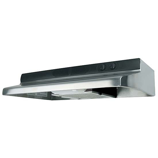 Airking Energy Star Quiet Zone Series Under Cabinet Mount Range Hoods