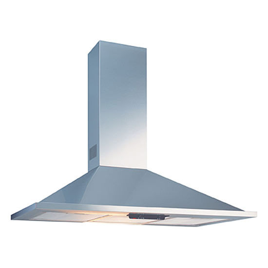 Airking Valencia Series Wall Mount Range Hood, Stainless Steel