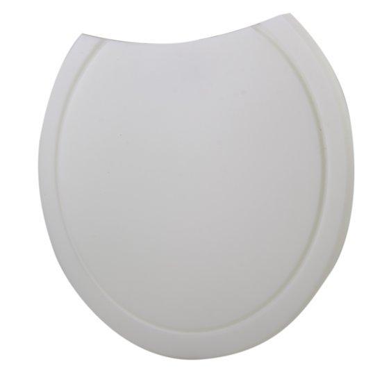 """Alfi brand Round Polyethylene Cutting Board for AB1717, 15"""" Diameter x 3/4"""" H"""