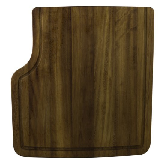 "Alfi brand Rectangular Wood Cutting Board for AB3520DI, 18-1/2"" W x 17-1/4"" D x 3/4"" H"