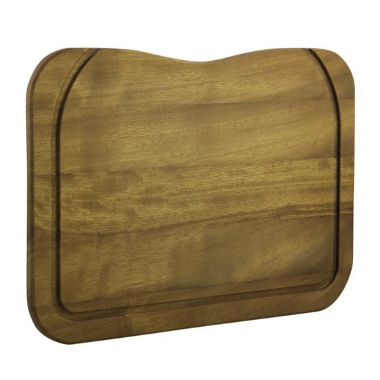 "Alfi brand Rectangular Wood Cutting Board for AB3520DI, 17-1/2"" W x 12-1/4"" D x 3/4"" H"
