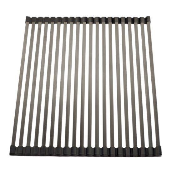 "Alfi brand 18"" x 13"" Modern Stainless Steel Drain Mat for Kitchen, 17-5/16"" W x 12-1/4"" D x 5/16"" H"