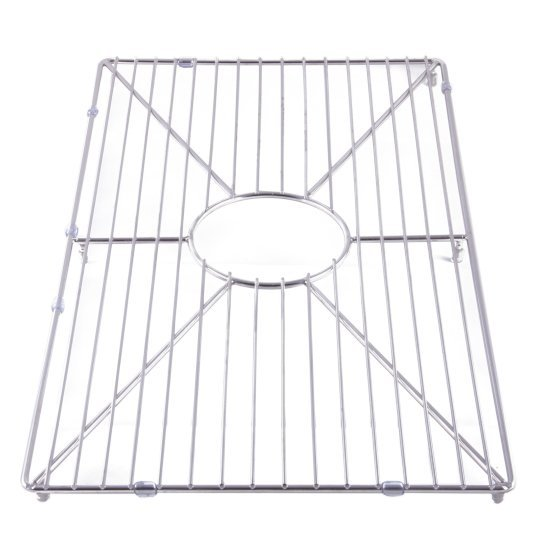 "Alfi brand Stainless Steel Kitchen Sink Grid for AB3018SB, AB3018ARCH, AB3018UM, 26-1/8"" W x 14-3/8"" D x 1"" H"