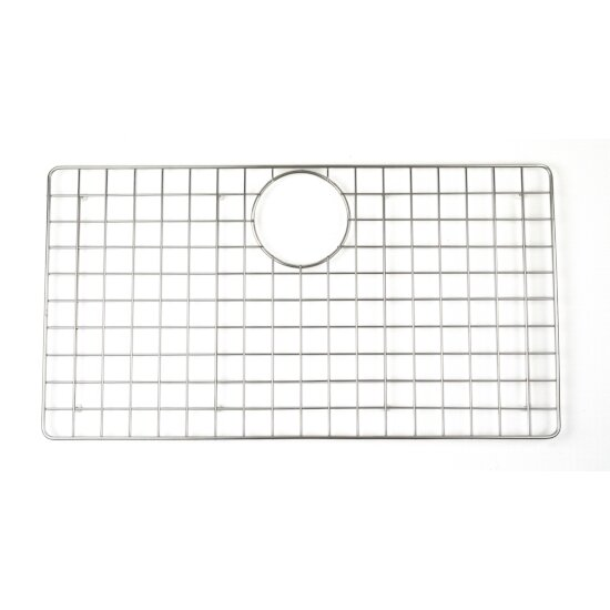 """ALFI brand GrId For AB3020DI and AB3020Um in Brushed Stainless Steel, 24-13/16"""" W x 13-3/8"""" D x 1"""" H"""