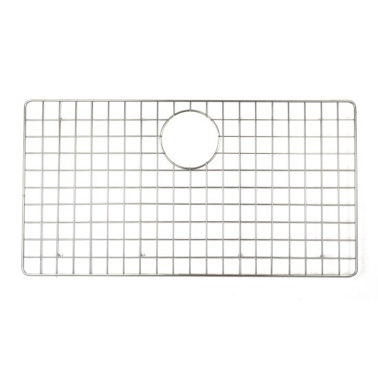 """ALFI brand GrId For AB3322DI and AB3322Um in Brushed Stainless Steel, 26-3/4"""" W x 14-3/16"""" D x 1"""" H"""
